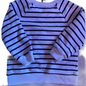Tommy Hilfiger Shirts & Tops - Tommy Hilfiger girls sweatshirt Sz 12 months